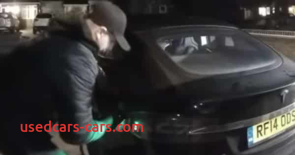Can Tesla Be Stolen Fresh Watch How A Tesla Model S Was Stolen with Just A Tablet