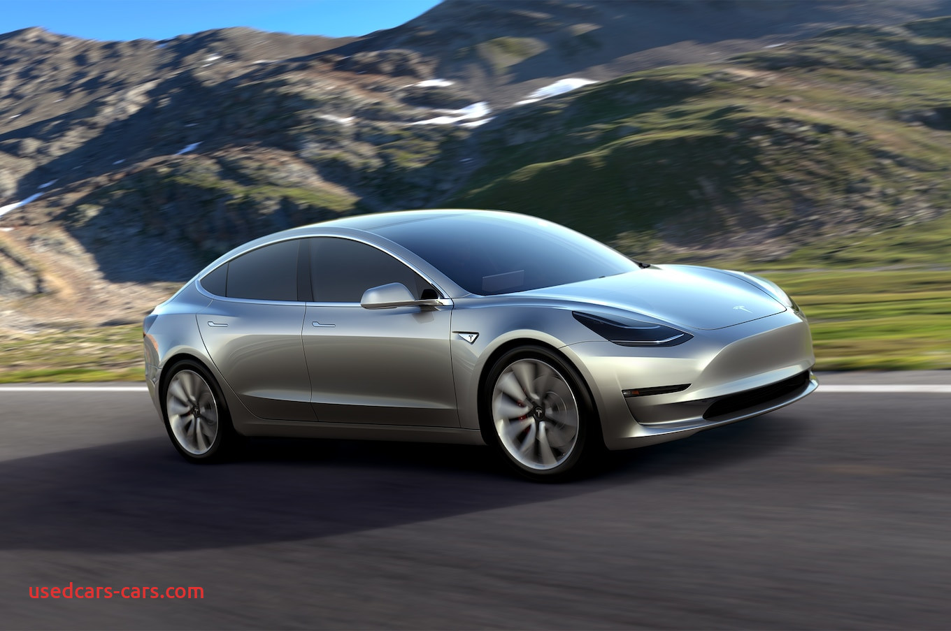 For Tesla the Model S Represents A Beautiful 2018 Tesla Model 3 Reviews and Rating Motor Trend