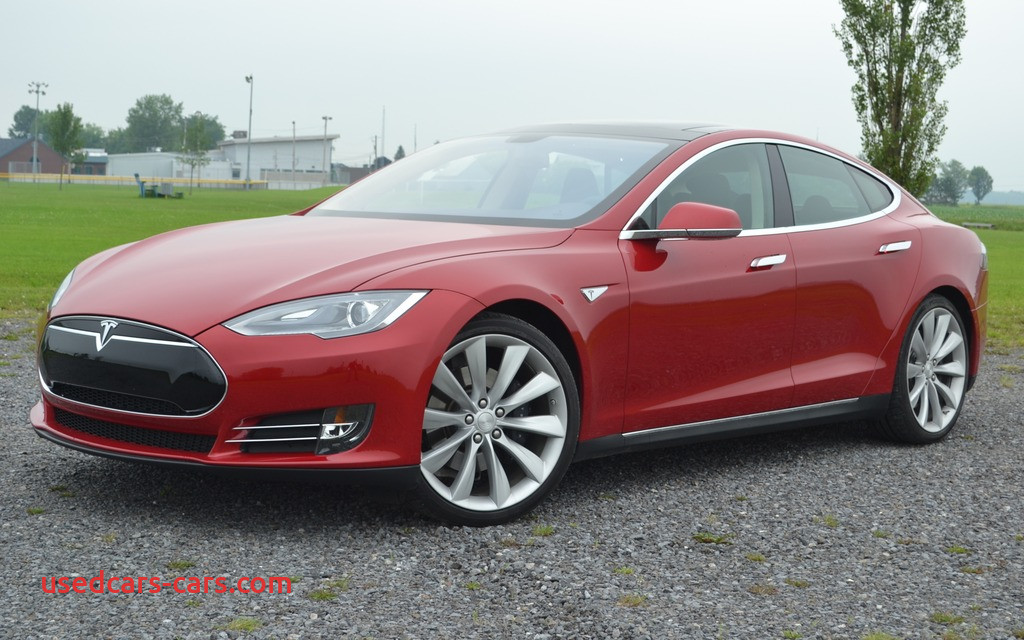 Luxury for Tesla the Model S Represents A