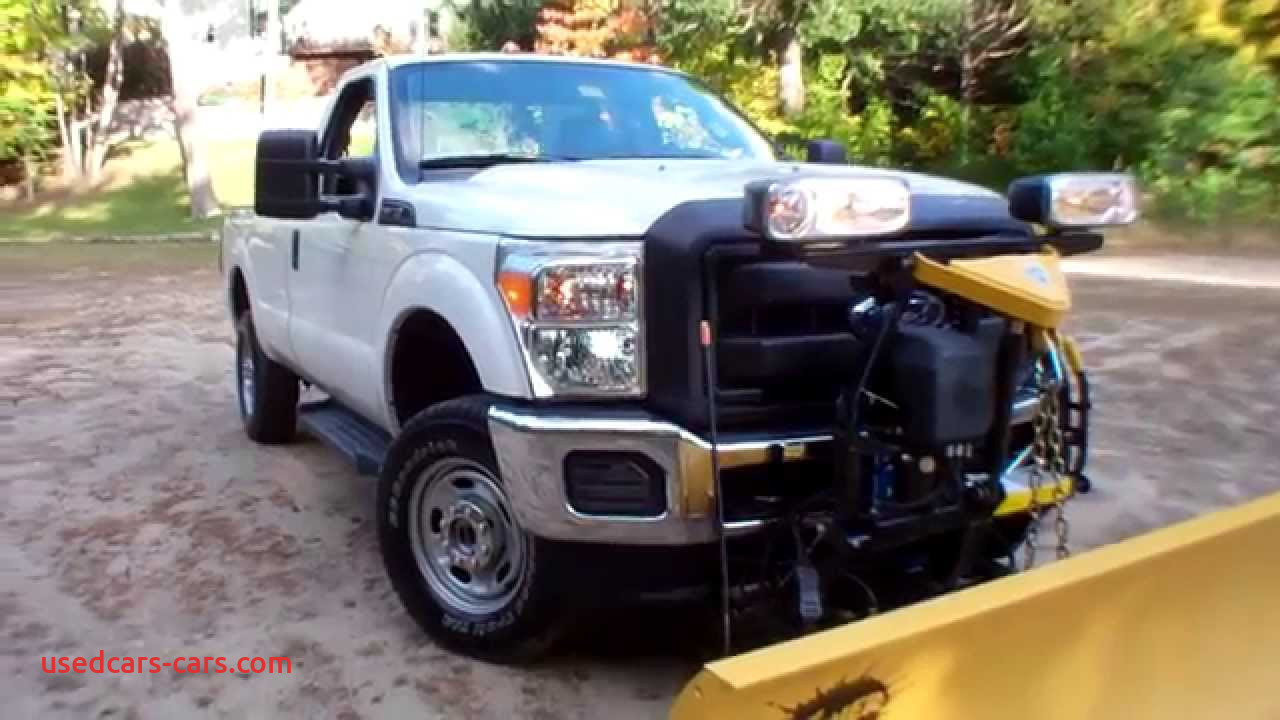 Ford Near Me Inspirational Best Price 2013 ford F 250 4×4 Plow Truck for Sale Near