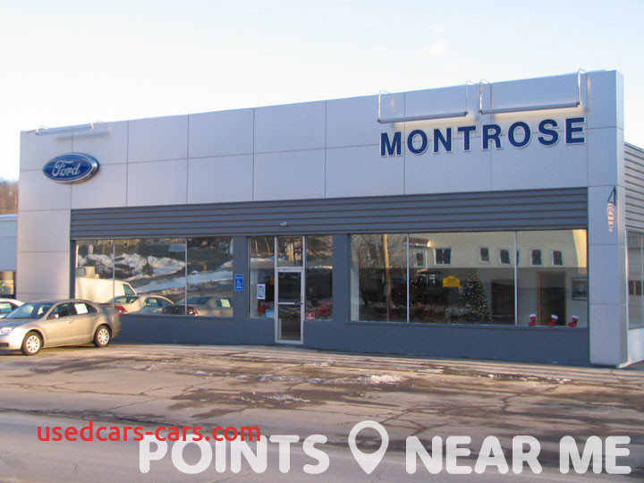 Ford Near Me New ford Dealer Near Me Points Near Me