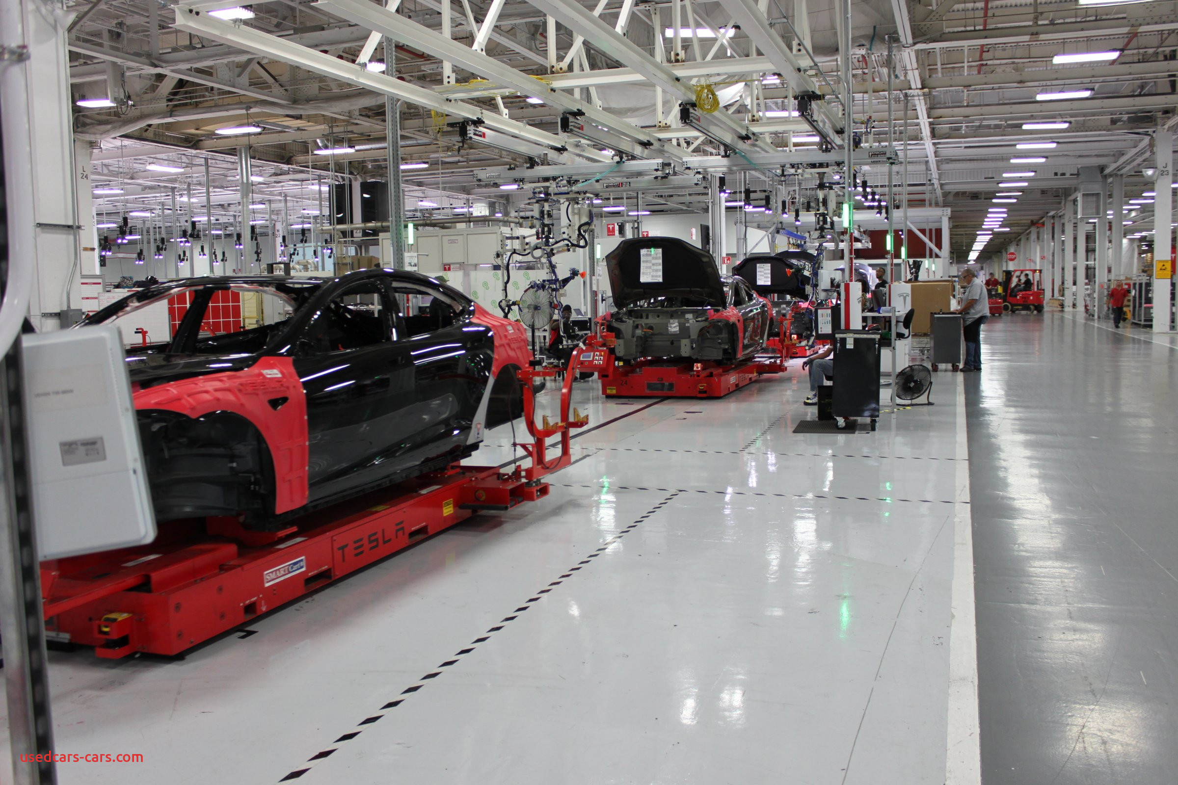 How Many Tesla Factories are there Fresh Tesla is Having Union Problems Business Insider
