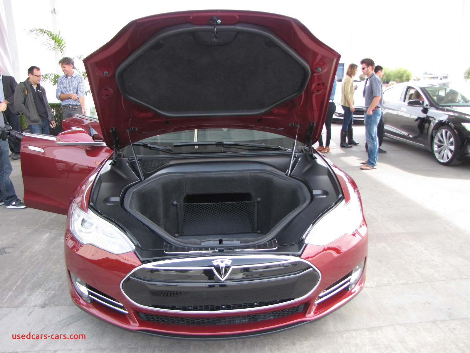 How Much Tesla Model S Best Of How Much Space is there Inside A 2012 Tesla Model S Anyway