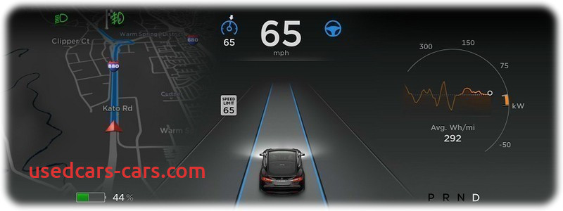 tesla uses existing customer cars to run simulations of new autopilot software enhancements