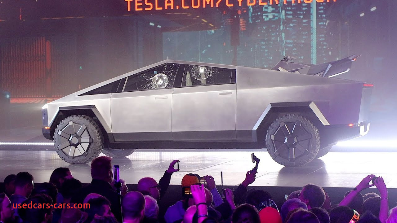 Elegant is Tesla Cybertruck Real