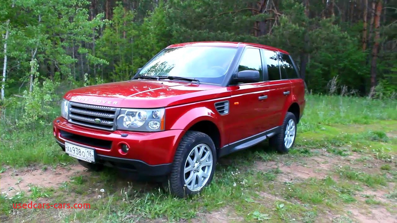 Range Rover Sport Fresh 2007 Range Rover Sport Start Up Engine and In Depth