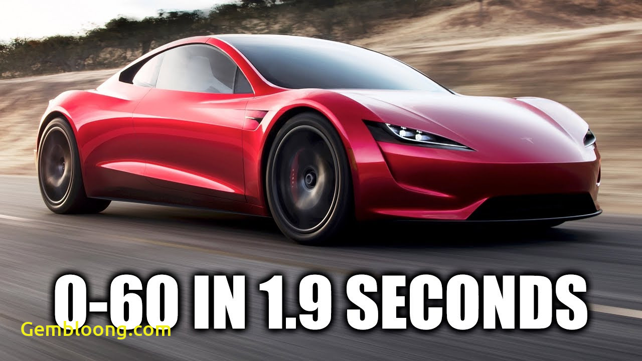 Tesla 0-60 Inspirational How Can the New Tesla Roadster Do 0 60 Mph In 1 9 Seconds