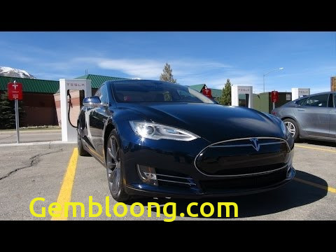 Tesla 0-60 Luxury Tesla Model S P85 0 60 Mph Performance Review 2 0 Youtube