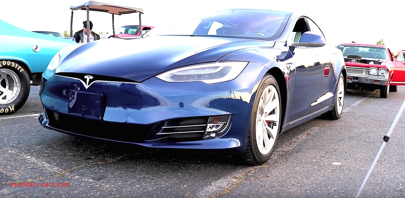 Tesla 1/4 Mile New Refreshed Tesla Model S Performance Sets 1 4 Mile Record