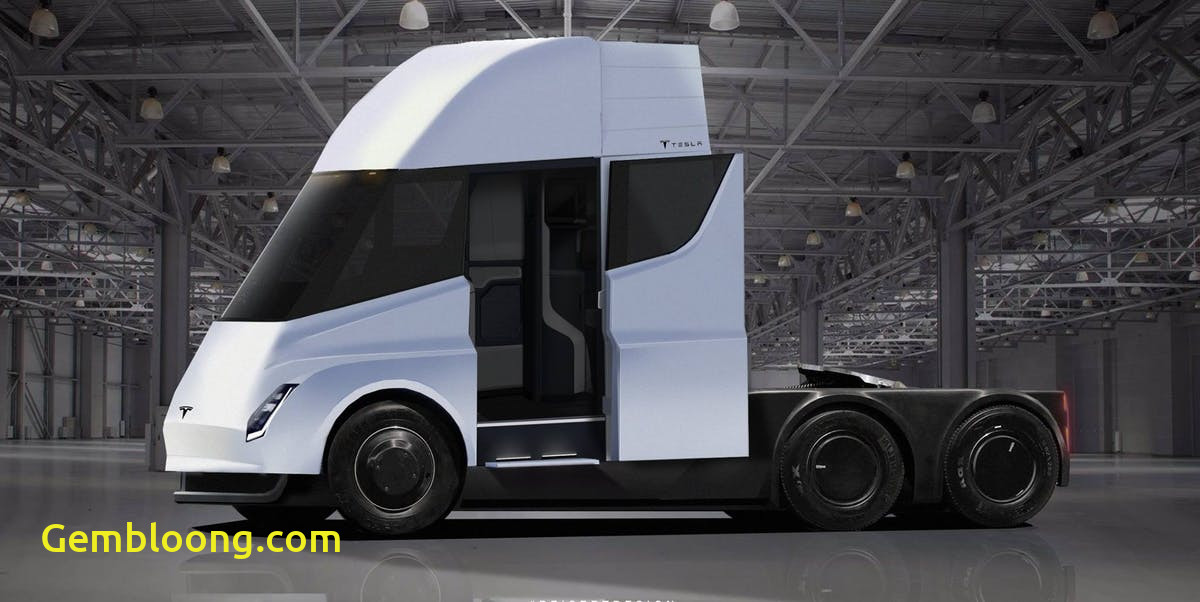 Tesla 18 Wheeler Elegant Tesla Semi Release Date Prices Features Of Elon Musks
