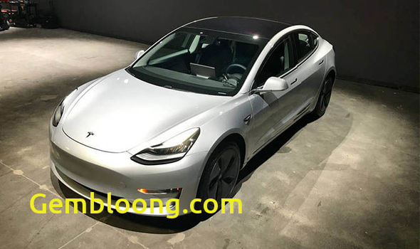 Awesome Tesla 3 for Sale