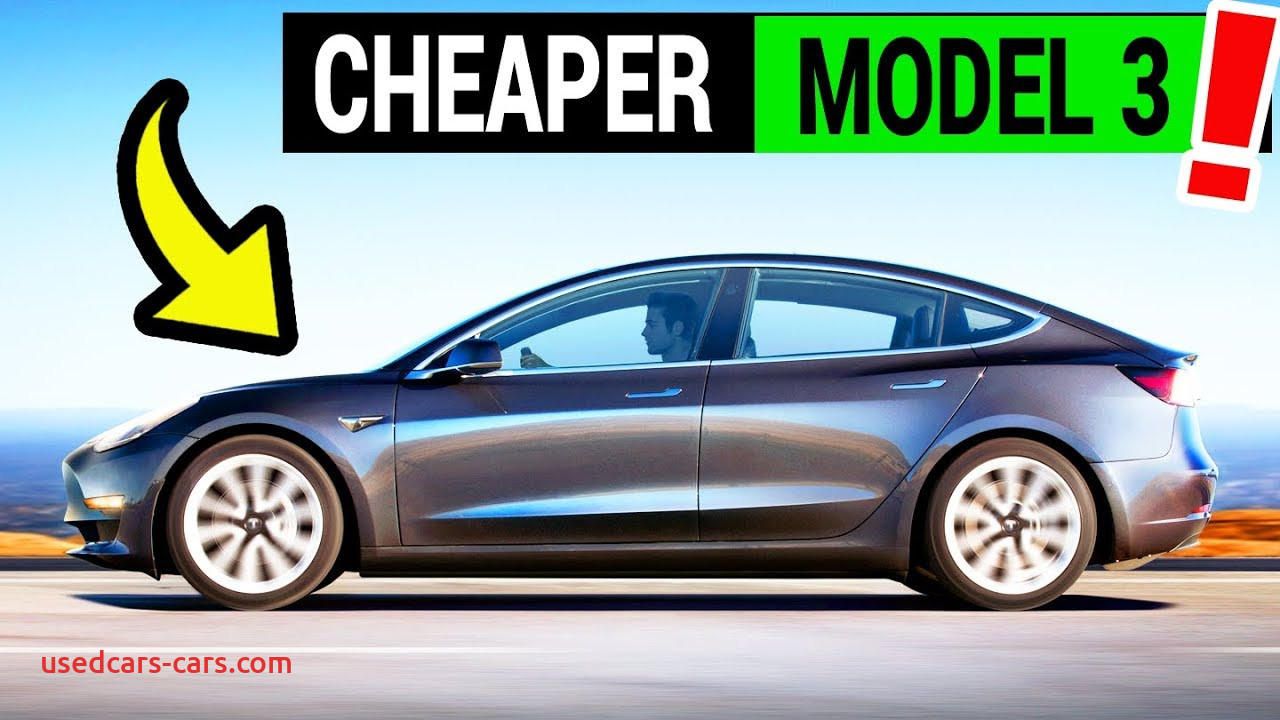 Tesla 3 Lease Unique Tesla Model 3 Lease Price Drops by ...