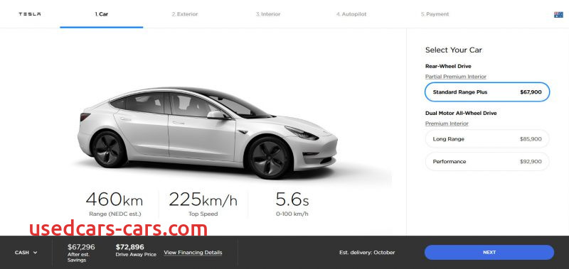 tesla model 3 prices jump in australia as dollar falls against greenback