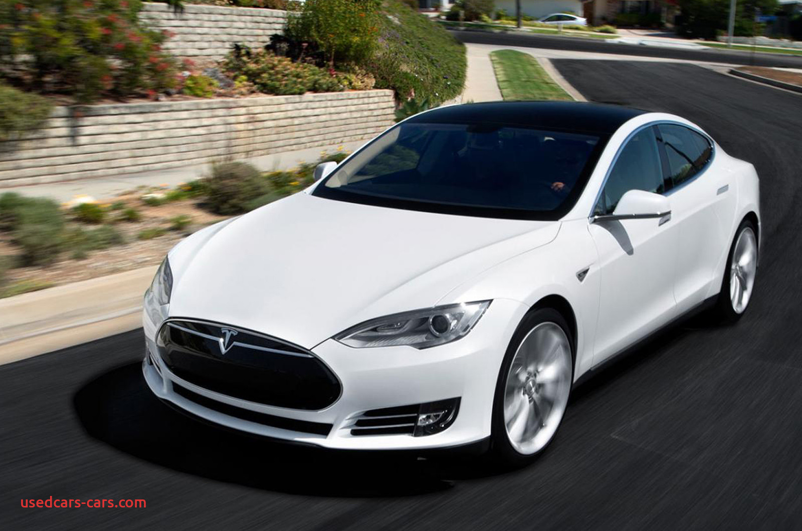 tesla model s 4wd launched 391046