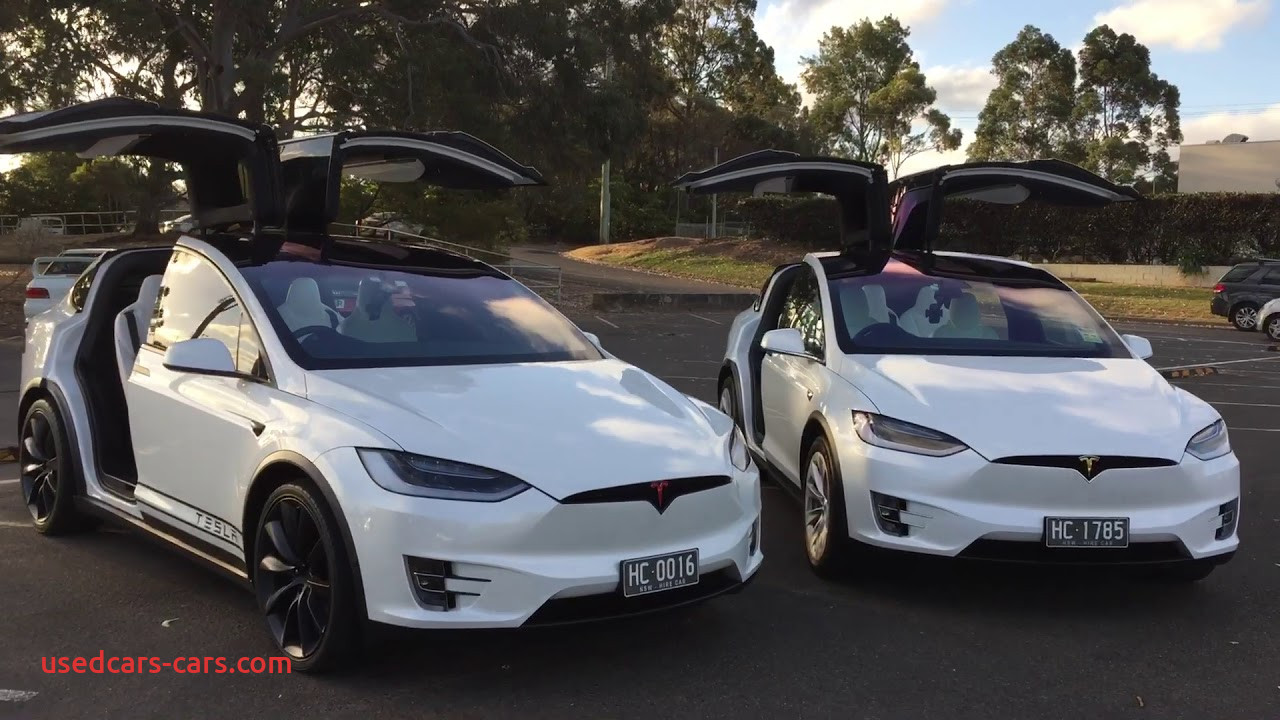Tesla 7 Seater Fresh Two 2017 Suv 7 Seater Tesla Model X 90d Hire Cars Youtube