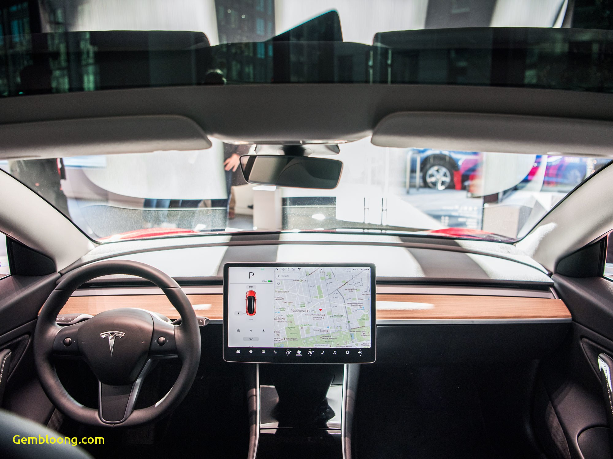 Tesla Arcade New Tesla Arcade Lets You Play A Videogame Right In Your Car