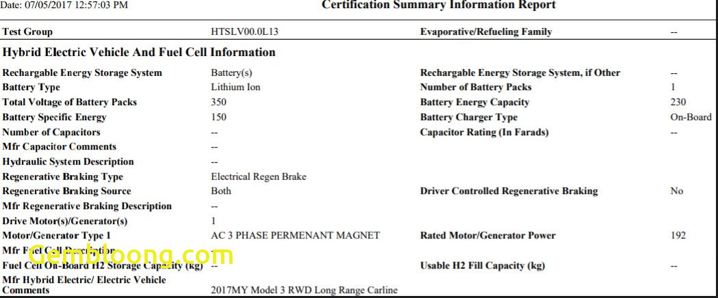 Tesla Battery Capacity Awesome Tesla Model 3 Battery Pack Sized at 80 5 Kwh According to