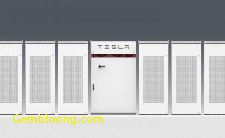 Tesla Battery Capacity Elegant Tesla is Building A Powerful Battery System with A