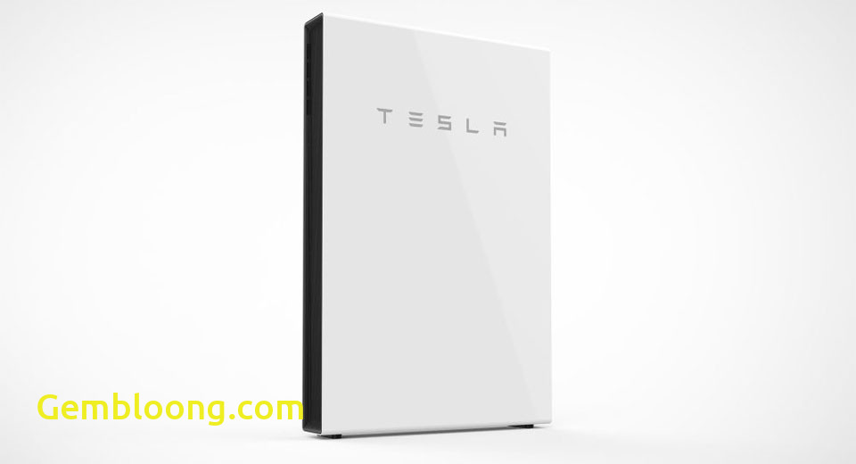 Tesla Battery Capacity Inspirational Tesla Introduces Powerwall 2 with Double the Battery Capacity