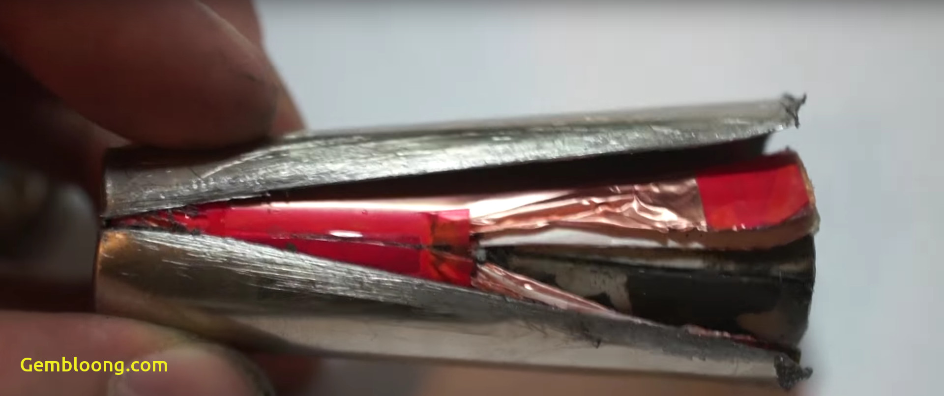 Tesla Battery Cell Inspirational Tesla Battery Cell Breakdown Shows What is Inside and