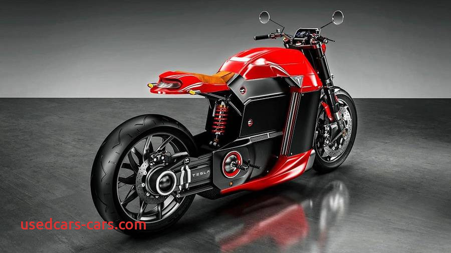 Tesla Bike Awesome the New Tesla Model M Concept Bike Fubiz Media