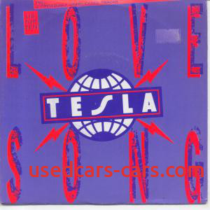 love song tesla song