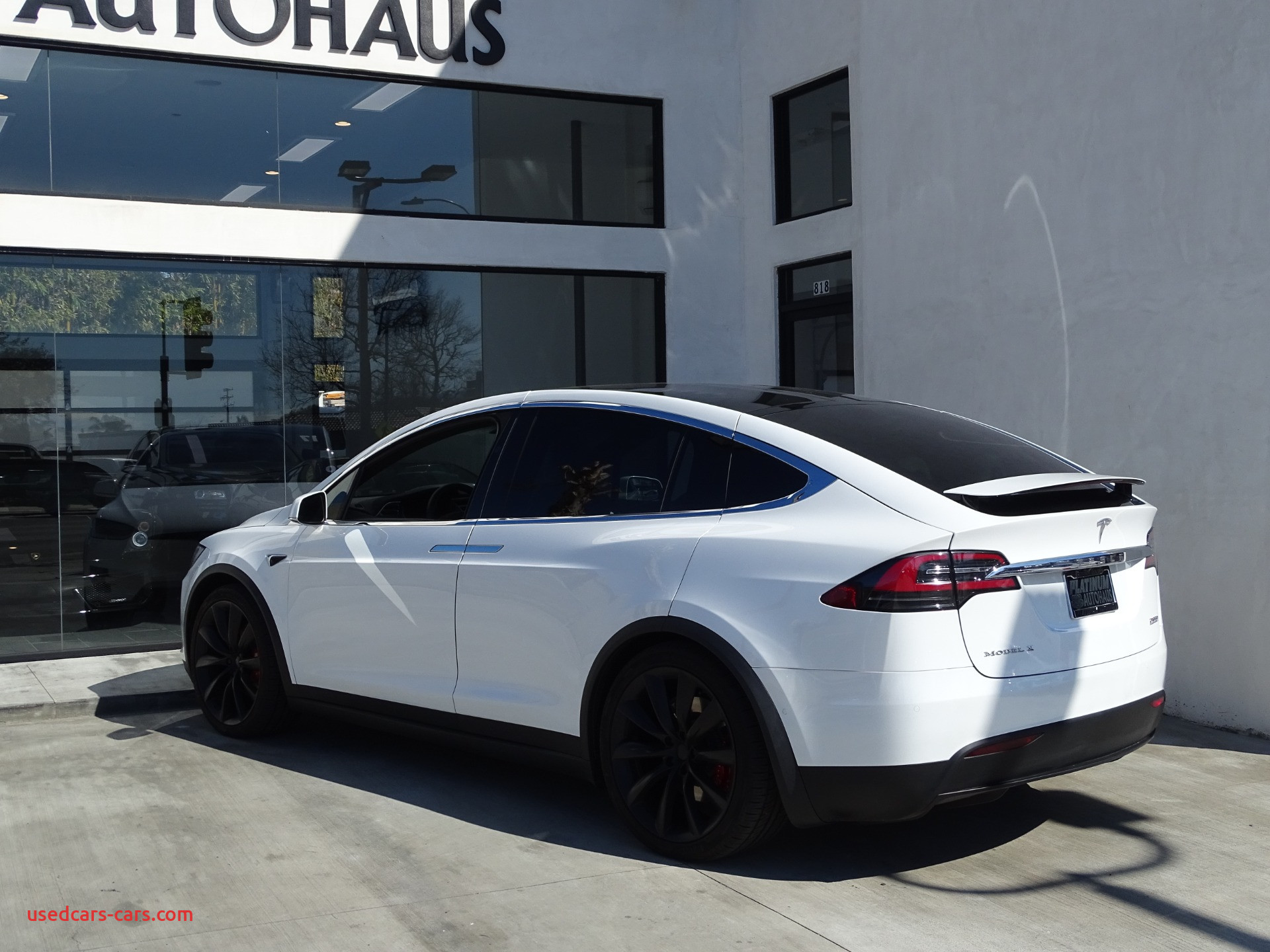 Tesla Near Me Used Elegant 2017 Tesla Model X P100d Low Miles Stock 055214