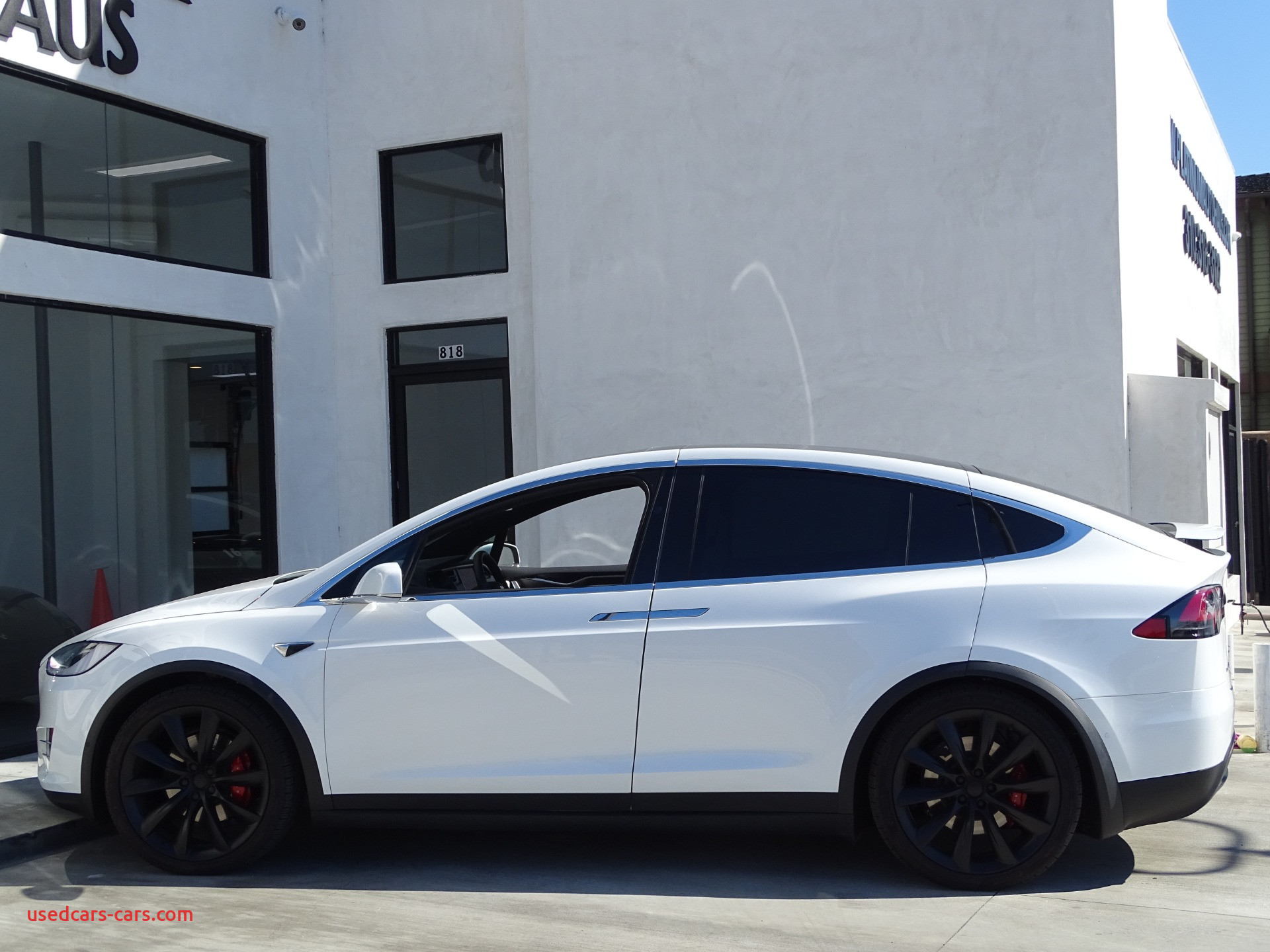 Tesla Near Me Used Lovely 2017 Tesla Model X P100d Low Miles Stock 055214