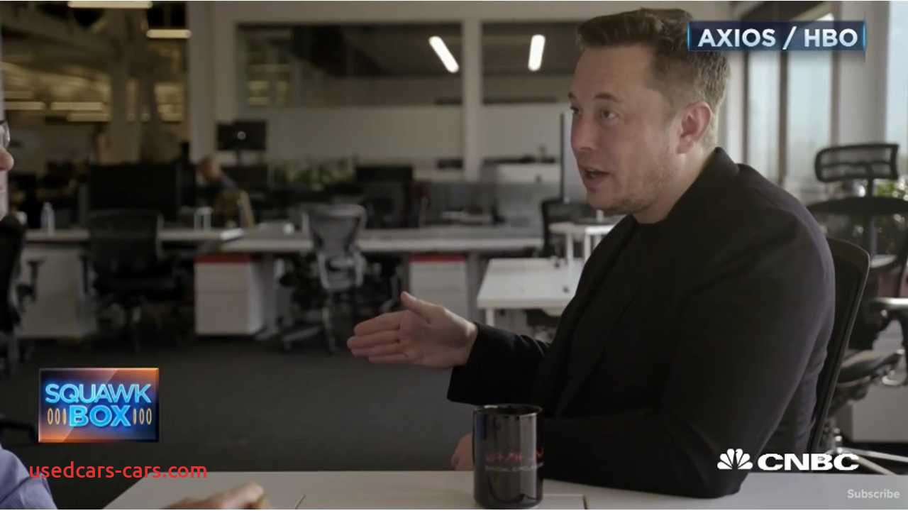 Tesla Nearby New Elon Musk Interview Tesla Was Near Death During Model 3