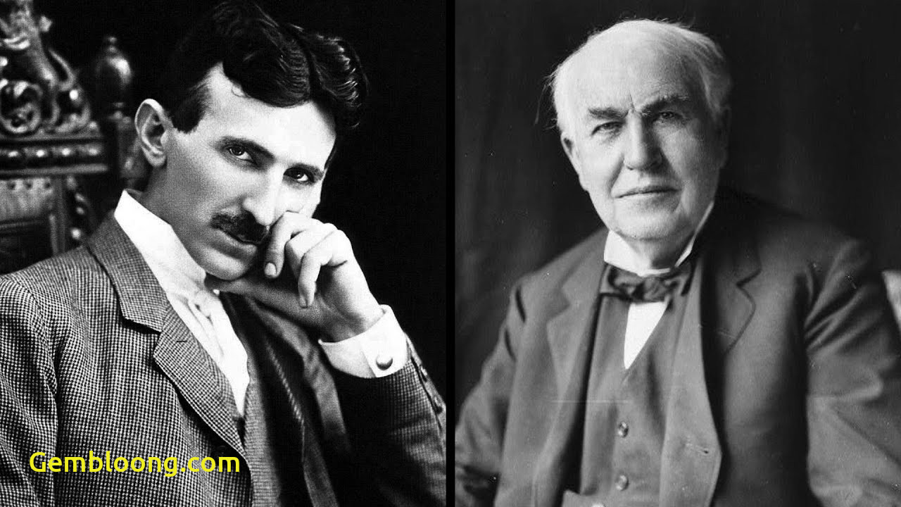 Unique Tesla or Edison