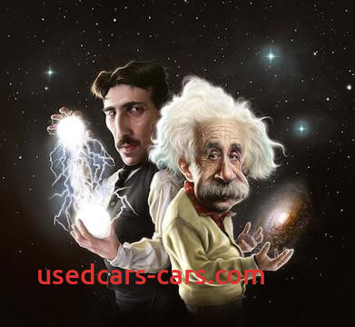 tesla vs einstein the ether the birth of the new physics