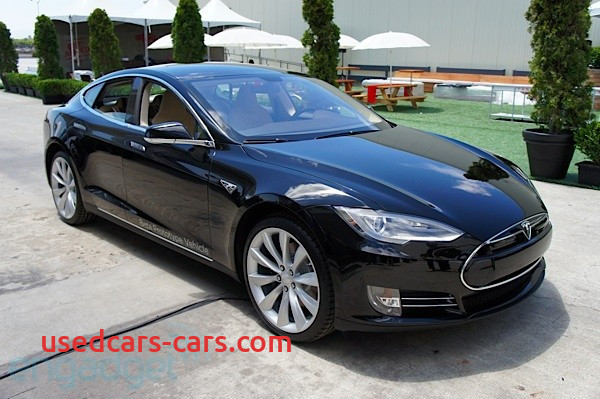 electric cars future is here