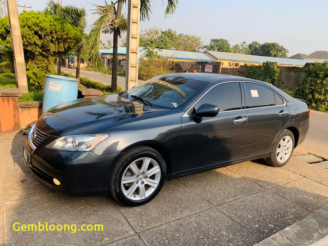 Tesla or Lexus Best Of 2007 Lexus Es350 Full with Tesla android System 2 4m