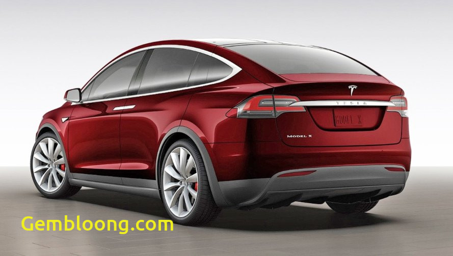 Tesla order Fresh Tesla Pre order Customers Can now Customize their Model X