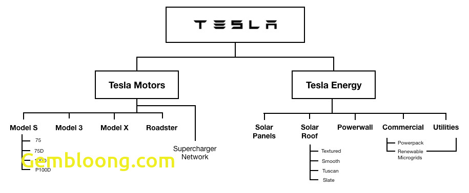 Tesla organizational Structure Luxury How to Simplify Technology Product Naming New Kind