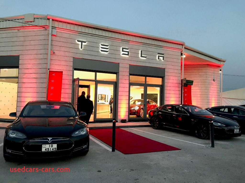 Tesla Qatar Lovely Tesla Opens Its First Store In the Middle East Qatar