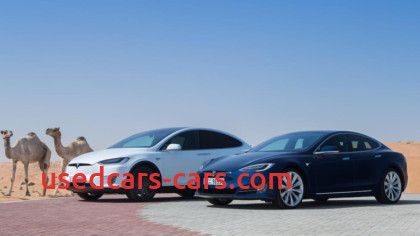 Tesla Qatar Luxury the First Tesla Showroom Just Opened In Dubai and Here is