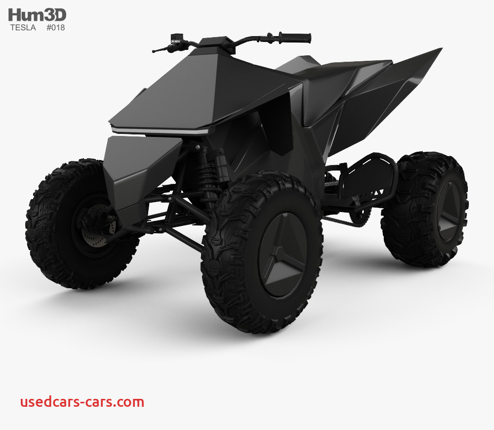 Tesla Quad Beautiful Tesla Cyberquad atv 2019 3d Model Vehicles On Hum3d