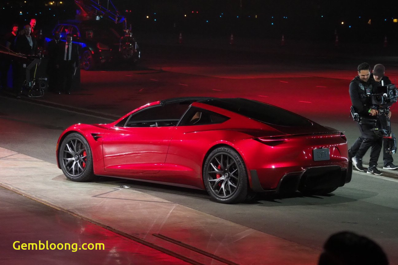Tesla Roadster 2 Awesome Tesla Unveils Roadster 2 with 0 to 60 Mph In Under 2 Seconds