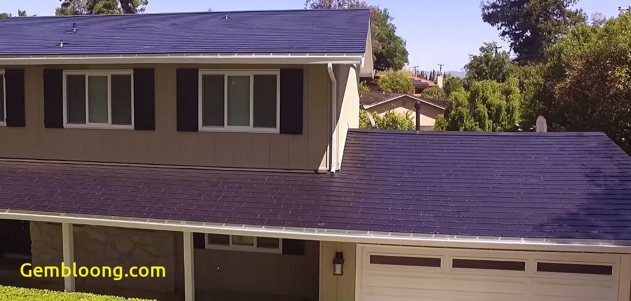 Tesla Roof Beautiful Tesla solar Roof Owner Discusses Installation Price