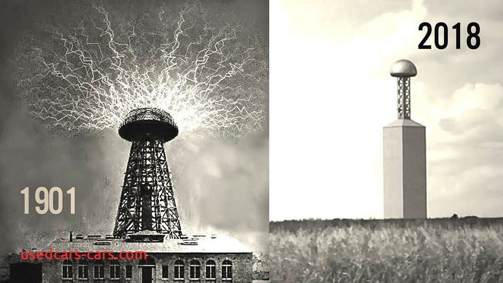 Tesla tower Beautiful Tesla Technology Has Been Revived