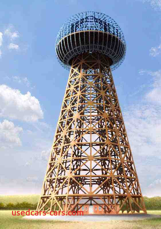 Tesla tower Luxury Wireless Can Power Actually Be Sent Into the Ionosphere