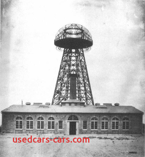 Luxury Tesla tower