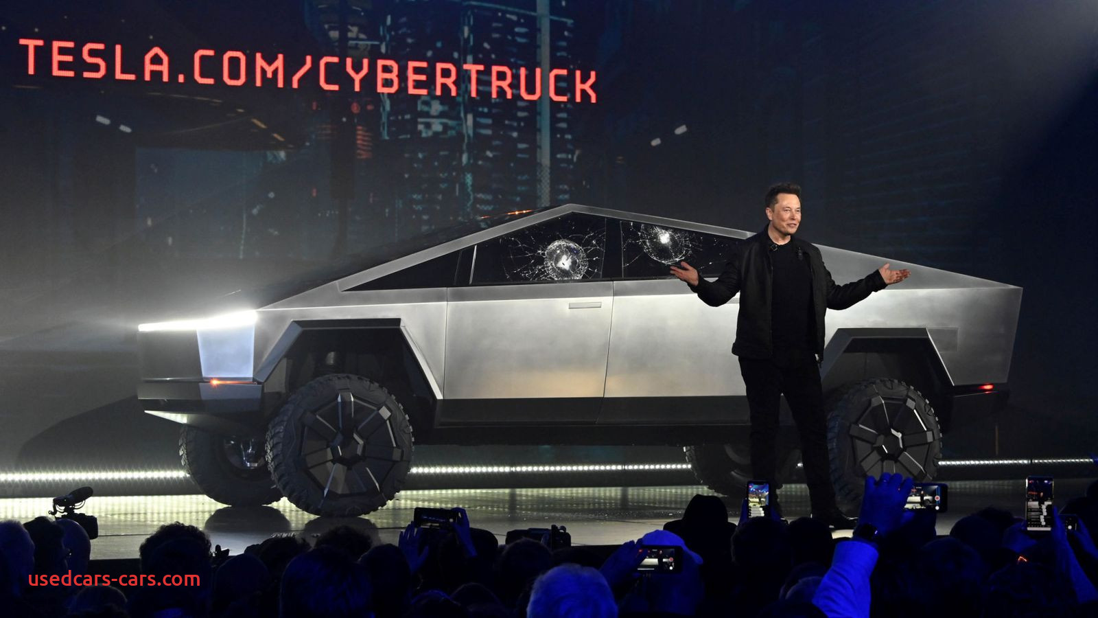 Tesla Unbreakable Glass Best Of Elon Musks fortune Hit after Tesla Cybertruck Launch