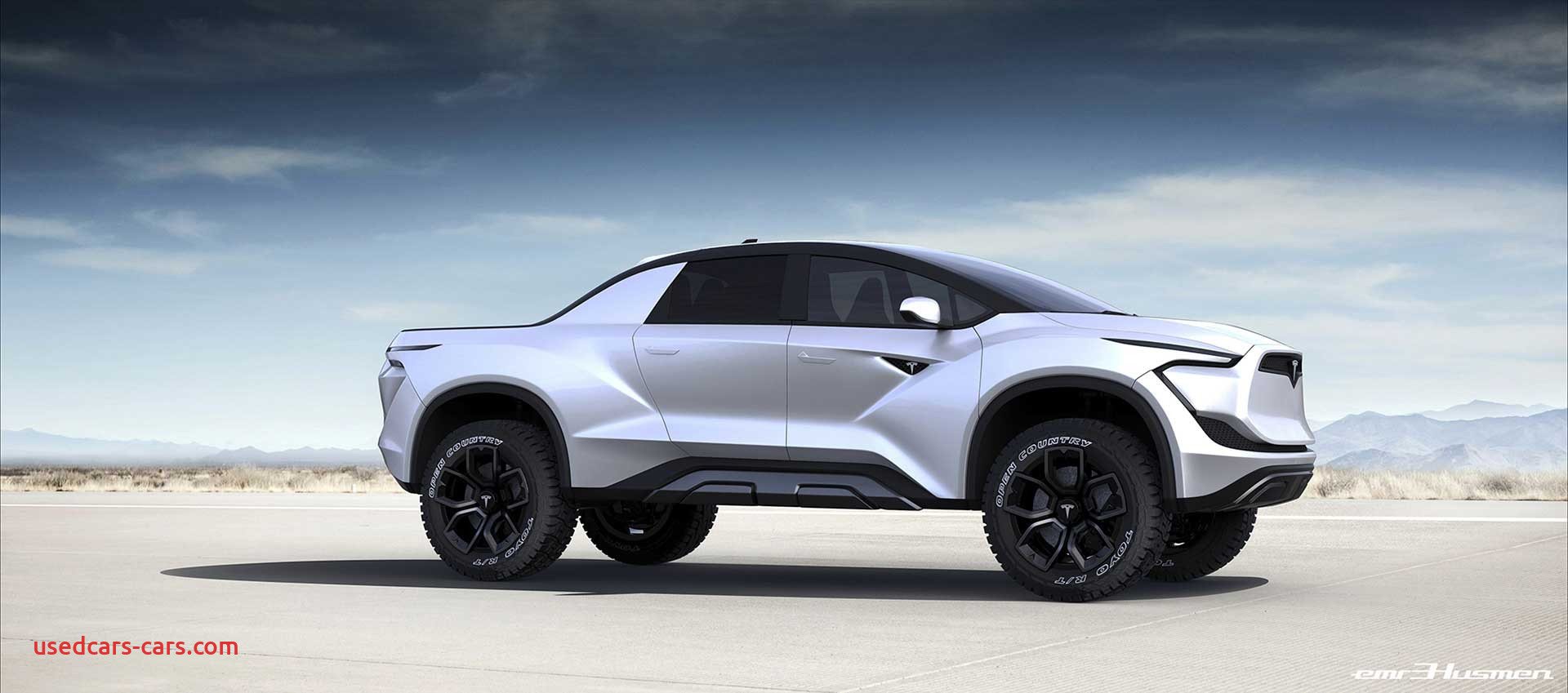 why the tesla ute may take cyberpunk to new level