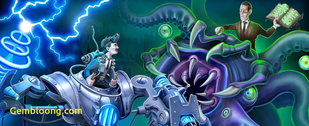 Tesla Vs Lovecraft Luxury Twin Stick Shooter Tesla Vs Lovecraft Electrifies Nintendo