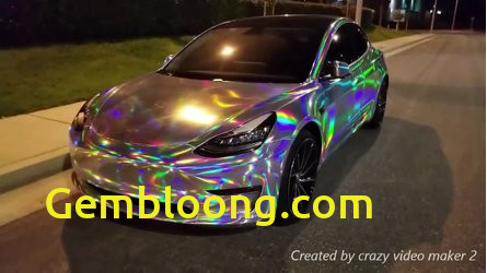 Tesla who to Make Check Out to Fresh Check Out All the Mods On This Tesla Model 3 Performance