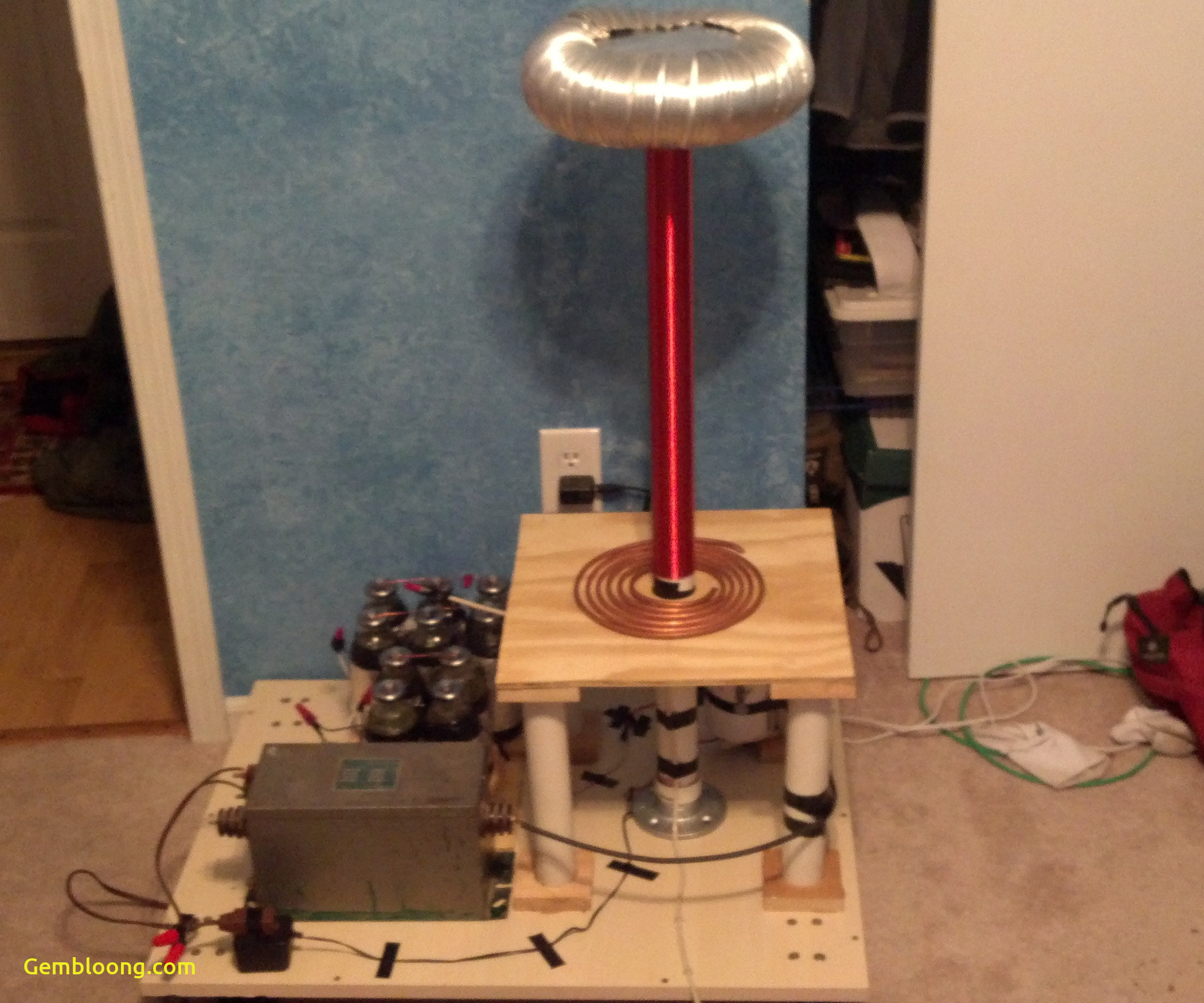 Tesla who to Make Check Out to Fresh the Simple Tesla Coil