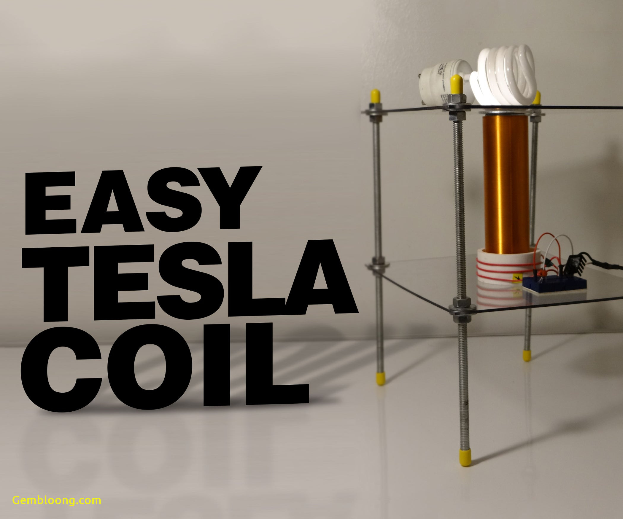 Tesla who to Make Check Out to New Easy Tesla Coil 6 Steps with Pictures