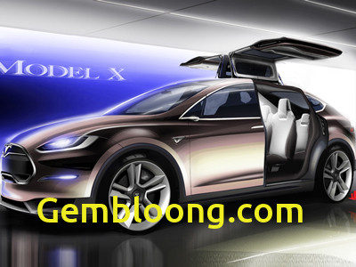 this is why the gullwing doors on the new tesla are stupid 2012 2